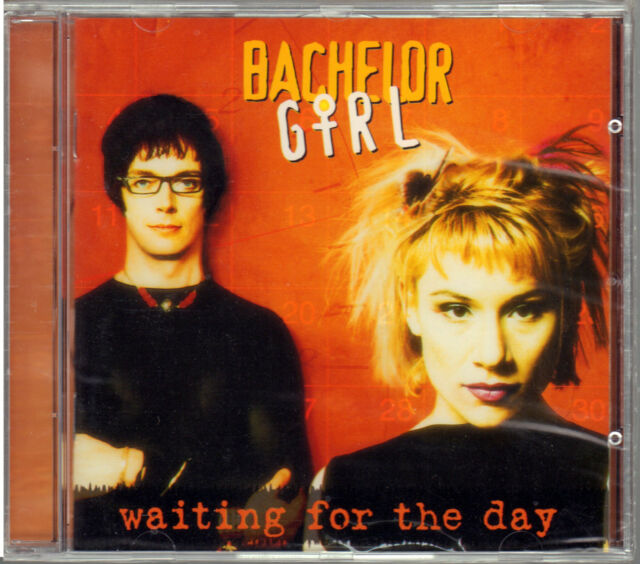 "BACHELOR GIRL "" WAITING FOR THE DAY "" CD SIGILLATO"