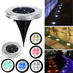5-LED-Solar-Power-Buried-Light-Ground-Lamp-Outdoor-Path-Way-Garden-Decking