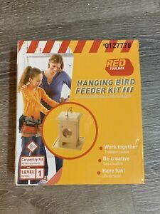 Bird feeder activity kit for kids