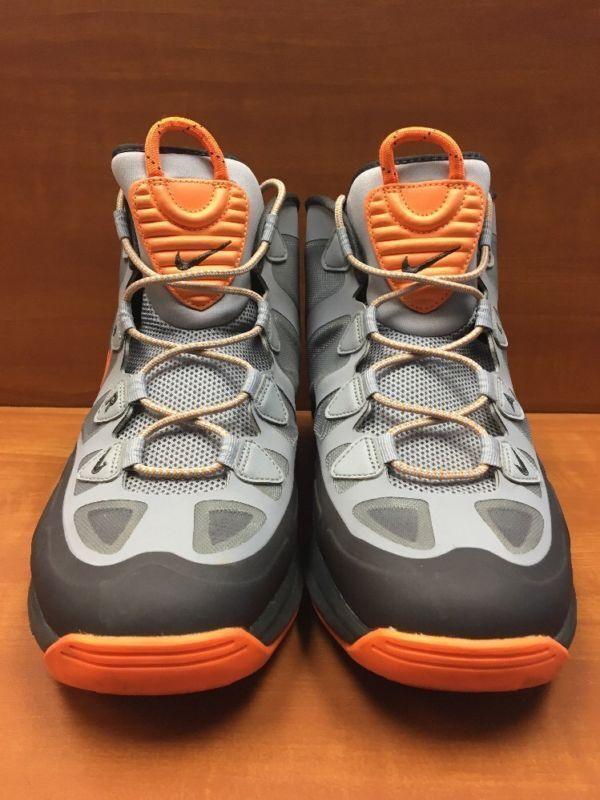 Nike stylenero air max più ritmo miccia 360 stylenero Nike / grey / arancio, taglia 11 d17e89