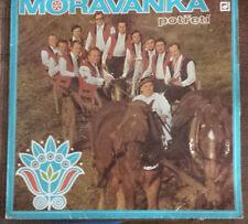 Moravanka potreti Venyl von 1976 panton