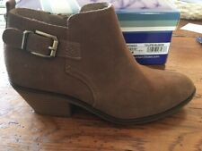 894d0a793f7f item 4 WHITE MOUNTAIN Women s Santiago Taupe Suede Bootie 8M -WHITE MOUNTAIN  Women s Santiago Taupe Suede Bootie 8M