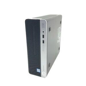HP ProDesk 400 G4 SFF PC i5-7500 3.40GHz 4GB DDR4 500GB HDD