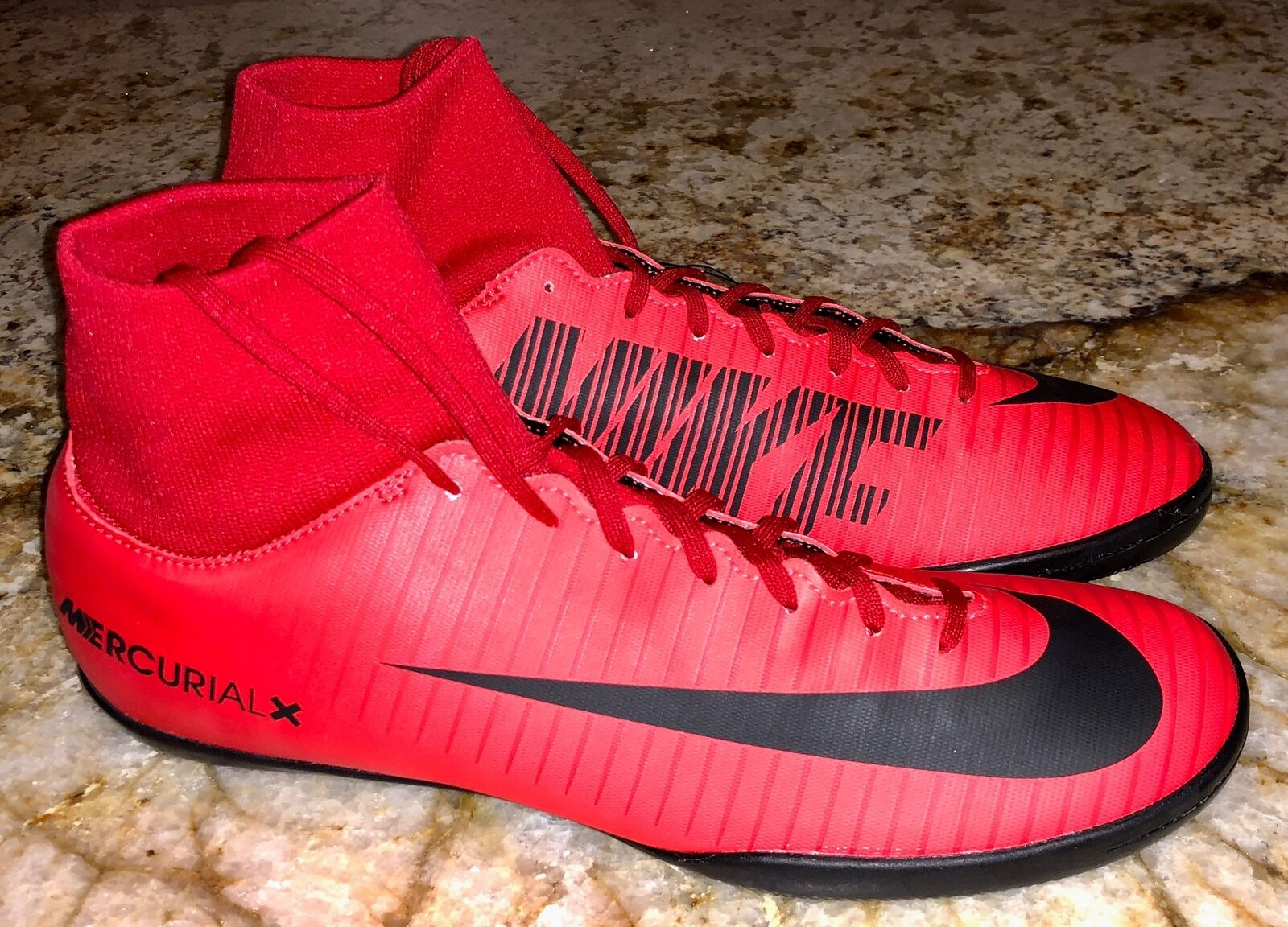 NIKE MercurialX Victory VI Dynamic Fit Indoor Soccer shoes 7 8.5 9 9.5 10 11 12