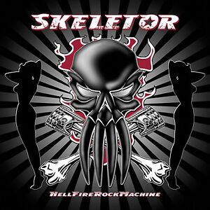 SKELETOR-HellFireRockMachine-CD-2004-German-HellFire-Rock-039-n-039-Roll-NEW