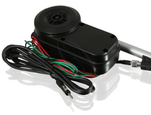 Mercedes MB w123 w124 w126 w201 w202 automática eléctrica antena 12v