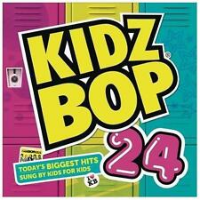 Kidz Bop 24 by Kidz Bop Kids (CD, 2013, Razor & Tie)