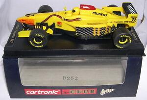 Cartronic-360712-Slot-car-Jordan-Peugeot-197-F1-11-1997-R-schumacher-MB
