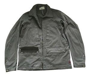 Paul Smith RED EAR Jacket ECRU Biker Jacket