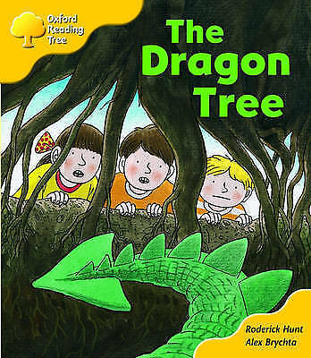 """""""AS NEW"""" Oxford Reading Tree: Stage 5: Storybooks (Magic Key): The Dragon Tree,"""