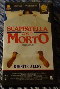 """VHS ORIGINALE """"SCAPPATELLA CON IL MORTO""""-PENTA VIDEO- 1991 ( moltre altre VHS!) - Italia - VHS ORIGINALE """"SCAPPATELLA CON IL MORTO""""-PENTA VIDEO- 1991 ( moltre altre VHS!) - Italia"""