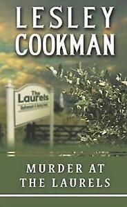 Lesley-Cookman-Murder-At-The-Lauriers-Tout-Neuf-Livraison-Gratuite