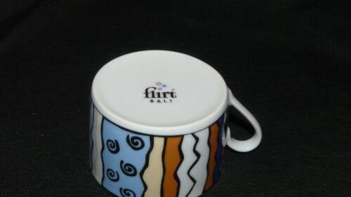 Ritzenhoff et Breker r/&b FLIRT Bali Tasse à café 0,2 ltr.//8,5 cm DM 5,5 CM H.