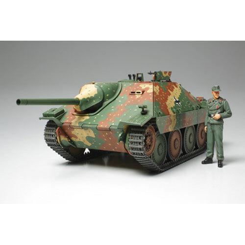 TAMIYA 35285 Hetzer Mid Production Tank 1 35 Military Model Kit