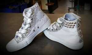 2converse all star total white