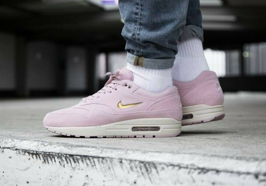 Nike Air Particle Max 1 Premium Jewel Particle Air Rose UK 9cf403