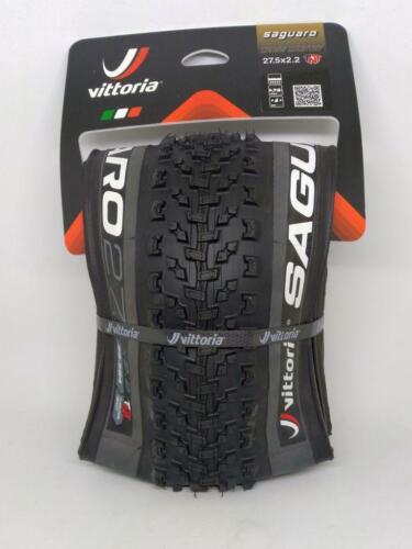 """1PCS Vittoria Saguaro TNT 27.5/""""X2.2 Mountain Bike Folding Tire Tubeless Ready"""