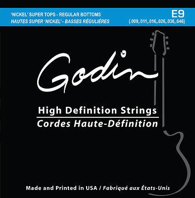 Gibson G700UL Satz Brite Wires .009-.042 Saiten für E-Gitarre