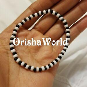 Stretch-Elastic-Pulsera-de-Elegua-Afra-Santeria-bracelet-Ilde-Ide-Idde-elastico