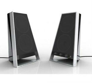 NEW-Altec-Lansing-VS2620-Speakers-for-Computers-and-MP3-Players