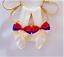 miniatuur 7 - Baby Girls Kids Lace Tutu Flower Bows Elsa Party Costume Tights Newborn Toddler
