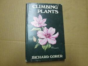 Good-Climbing-plants-Small-garden-library-Gorer-Richard-1968-01-01-Foxing