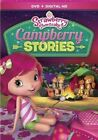 Strawberry Shortcake Campberry Stories (2016 DVD New)