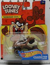 3 TAZ TASMANIAN DEVIL  RAT ROD LOONEY TUNE CHARACTER CARS HW HOT WHEELS