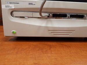 Agilent / HP / Keysight   1692AD 68 Ch 200.0 MHz Logic Analyser