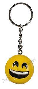 Porte-cles-emoticone-heureux-porte-clefs-pas-cher-NEUF