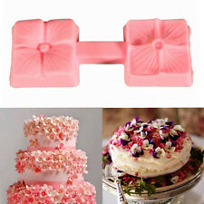 Silicone Flower Cake Mold Fondant Decorating Baking Chocolate Mould DIY Craft To