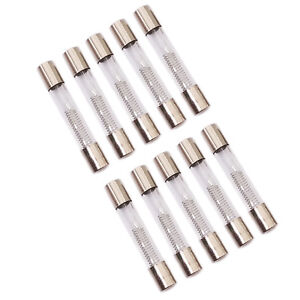 10pcs 5KV 0.9A 900mA Microwave Oven High Voltage Fuse