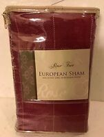 Rose Tree One European Sham. Clearmont Collection Rn116589 Brand
