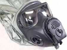 Avon Fm53 Cbrnnbc Gas Mask Ultimate 40mm Nato Kit Commercial System Brand New