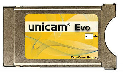 Unicam Evo 4.0 Modul Unprogrammiert Ci Ci 13 14 15 09 23 02 09 01 Sat Kabel Fest In Der Struktur