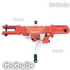 Tarot 500 DFC Main Rotor Head Set Flybarless Parts Split Type Orange - RH50900-2