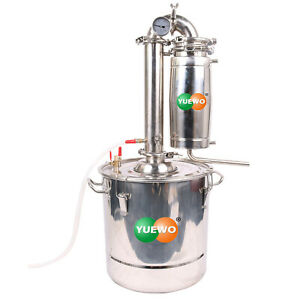20-70L-Moonshine-Still-Stainless-Distiller-Essential-Oil-Alcohol-Water-Brew-Kits
