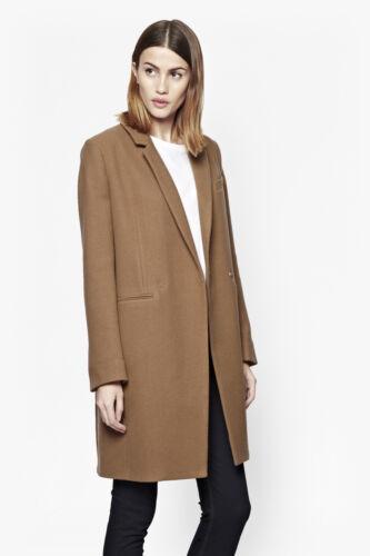 Uk Size 80 Wool 44 Camel Eur Connection New Imperial Jacket 16 French Coat qOzHHw