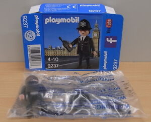 1x-set-9237-Playmobil-Police-London-2016-Sealed-bag