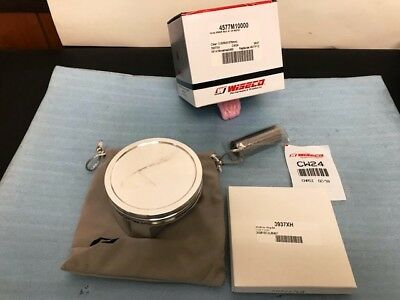 Wiseco Honda XR600R XR600 XR 600 600R Piston Kit 97.50mm 11:1 85-01