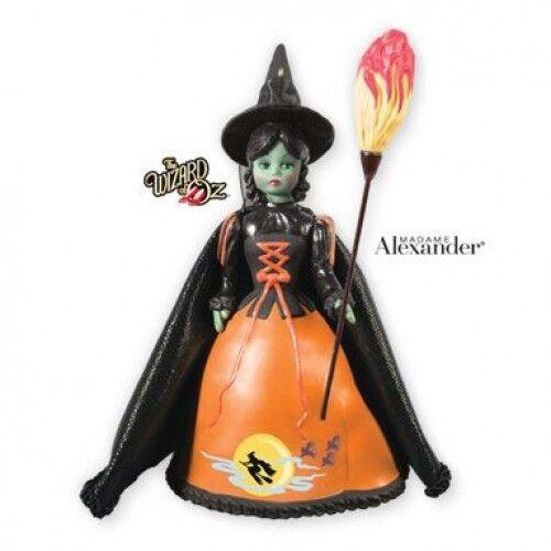2013 Hallmark Madame Alexander Ornament Halloween Wicked Witch of the West