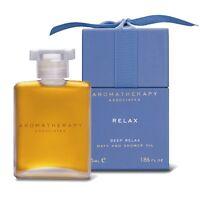 1 Pc Aromatherapy Associates Relax Calming Bath Shower Oil Type Deep Relax 55ml