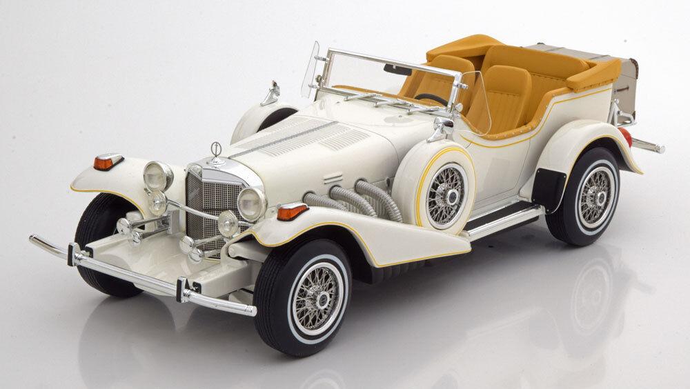 1977 Excalibur Serie III Phaeton Weiß Le Of 300 1 18 Maßstab  | Qualität Produkt