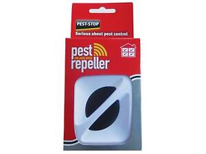 Pest-Stop Indoor Ultrasonic Pest Repeller Full House & One Room
