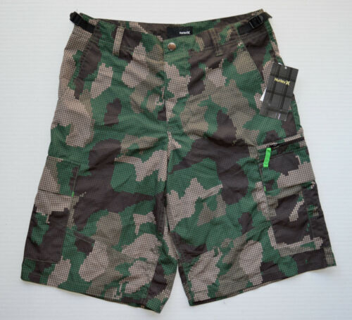 Shorts Hurley Grid Boy's Swim Youth Camouflage Board O5qOxXB1
