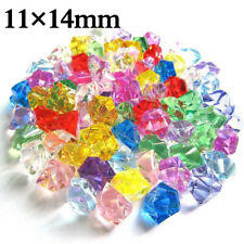 Pack of 120 Large Acrylic Jewels Gems for Kids Collage /& Card Crafts Making