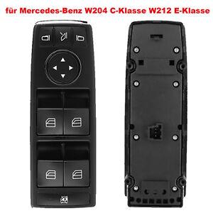 Fuer-Mercedes-Benz-W204-C-Klasse-W212-E-Klasse-Fensterheberschalter-Schaltelement