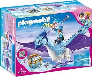 Playmobil-9472-Magic-Winter-Phoenix-with-Jewellery-Case-Toy-Playset