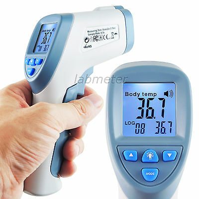 Digital Thermometer Gun Non-contact Infrared IR Laser Body & Surface Temperature