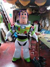 Buzz Lightyear Halloween Mascot Costume Anime Cosplay Hero Adults Dress Clothing